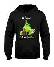 My Dog And Grinn Hooded Sweatshirt thumbnail