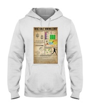 DISC GOLF Hooded Sweatshirt thumbnail