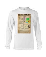 DISC GOLF Long Sleeve Tee thumbnail