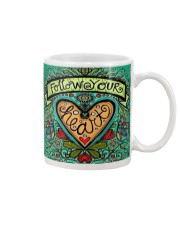 your heart Mug thumbnail