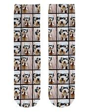 dog Crew Length Socks front