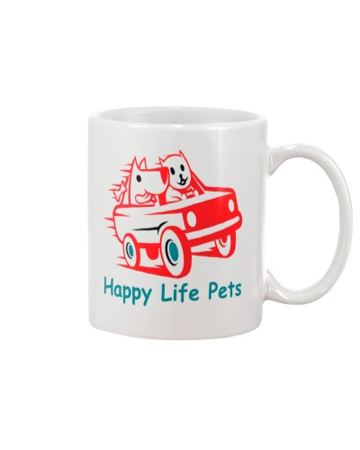 Happy Life Pets Mugs