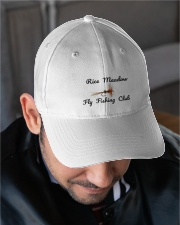 RMFFC Coachman Hat Embroidered Hat garment-embroidery-hat-lifestyle-02