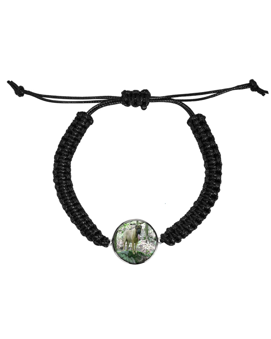 Winston King Of The Rock Cord Circle Bracelet