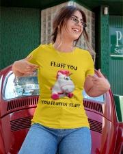 Fluff you you fluffin' fluff unicorn Ladies T-Shirt apparel-ladies-t-shirt-lifestyle-01