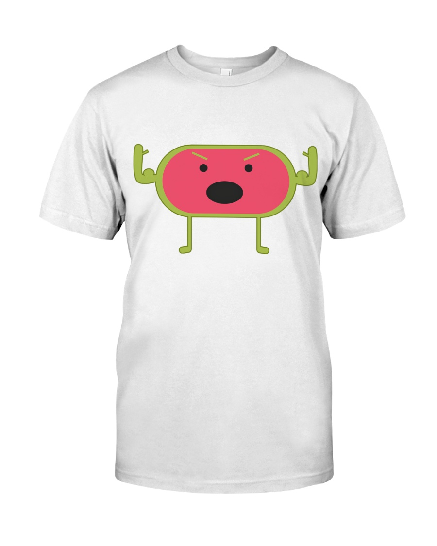 Angry Watermelon Classic T-Shirt