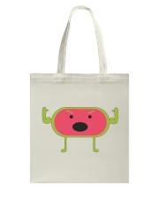 Angry Watermelon Tote Bag thumbnail