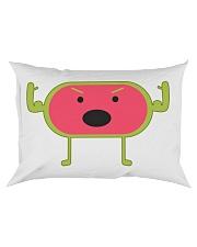 Angry Watermelon Rectangular Pillowcase thumbnail