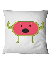 Angry Watermelon Square Pillowcase tile
