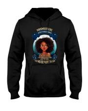 NOVEMBER GIRL-BORN IN NOVEMBER Hooded Sweatshirt thumbnail