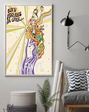 Tafwyl dwi'n aros adre ar gyfer poster 11x17 Poster lifestyle-poster-1