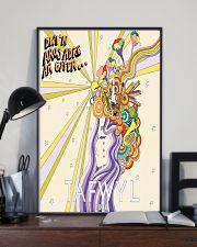 Tafwyl dwi'n aros adre ar gyfer poster 11x17 Poster lifestyle-poster-2