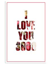 Iron man I love you 3000 poster 11x17 Poster front