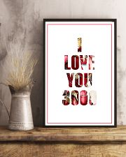 Iron man I love you 3000 poster 11x17 Poster lifestyle-poster-3