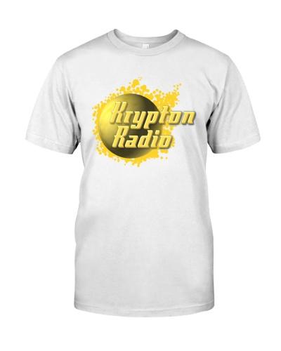 Krypton Radio Men's Logo Shirt - Black