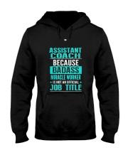 Assistant Coach 3 Hooded Sweatshirt thumbnail