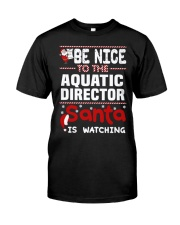 Aquatic Director 5 Classic T-Shirt thumbnail