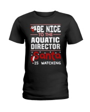Aquatic Director 5 Ladies T-Shirt thumbnail