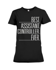 Assistant Controller Tshirt Premium Fit Ladies Tee thumbnail