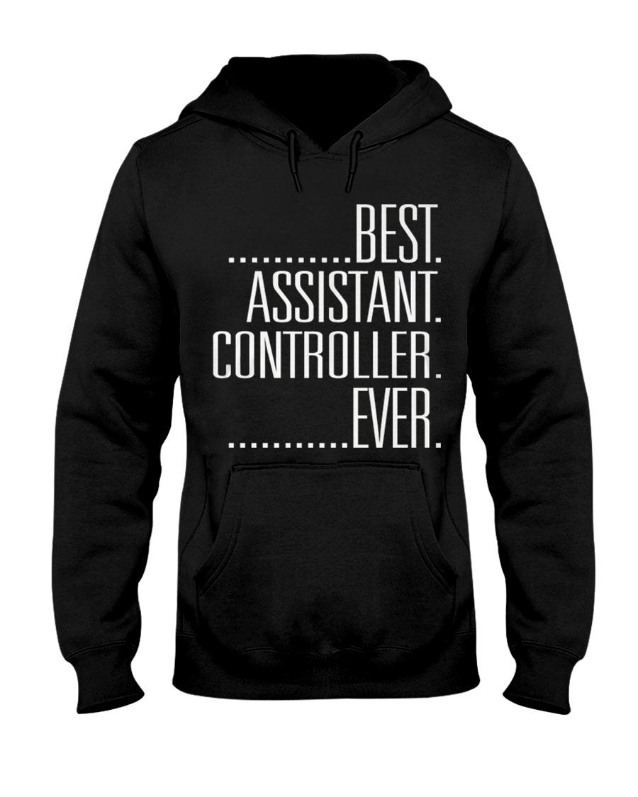 Assistant Controller Tshirt Hooded Sweatshirt