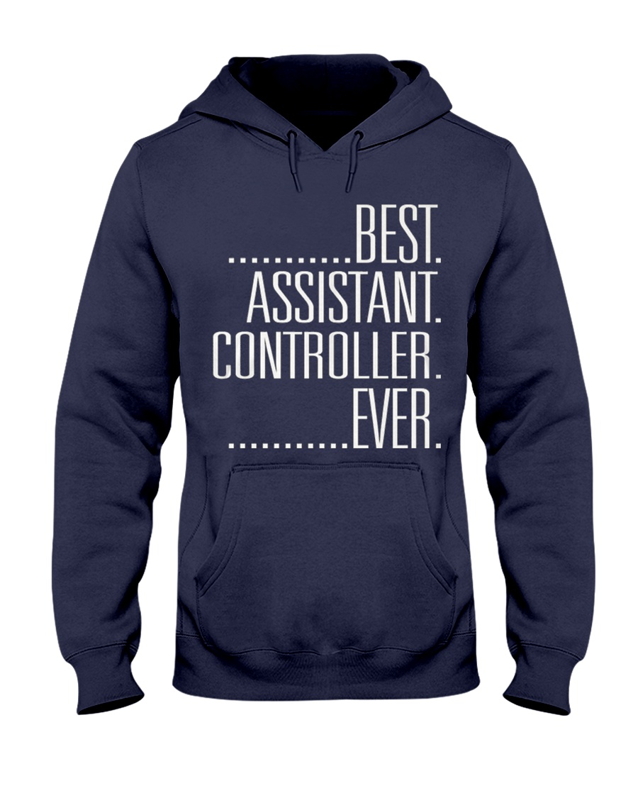Assistant Controller Tshirt Hooded Sweatshirt