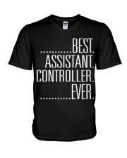 Assistant Controller Tshirt V-Neck T-Shirt thumbnail