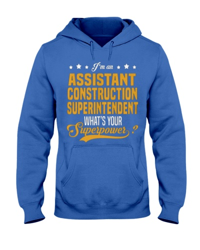 Assistant Construction Superinten