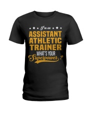 Assistant Athletic Trainer T Shirts 1 Ladies T-Shirt thumbnail