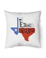 """Tejano Orgulloso Latin Pride Collection Indoor Pillow - 16"""" x 16"""" thumbnail"""