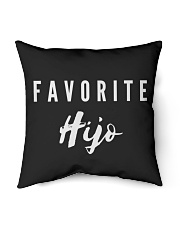 "Favorite Hijo Spanish Collection Indoor Pillow - 16"" x 16"" thumbnail"
