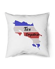 "Tico Orgulloso Latin Pride Collection Indoor Pillow - 16"" x 16"" thumbnail"