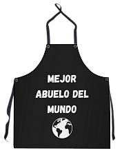 Mejor Abuelo del Mundo Spanish Collection Apron thumbnail