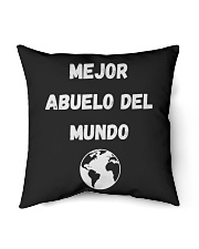 """Mejor Abuelo del Mundo Spanish Collection Indoor Pillow - 16"""" x 16"""" thumbnail"""