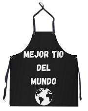 Mejor Tío del Mundo Spanish Collection Apron thumbnail