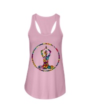 Yoga Ladies Flowy Tank front