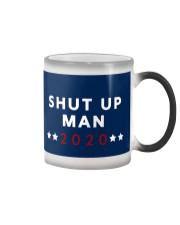 SHUT UP MAN 2020 Color Changing Mug thumbnail