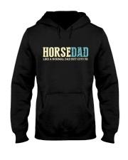 HORSE DAD Hooded Sweatshirt thumbnail