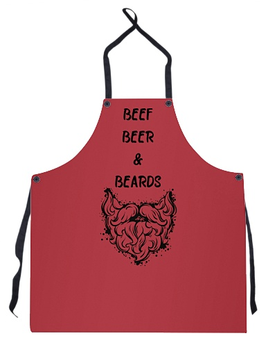 BEEF BEER AND BEARDS