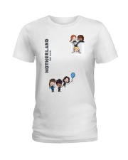 MOTHERLAND Ladies T-Shirt front