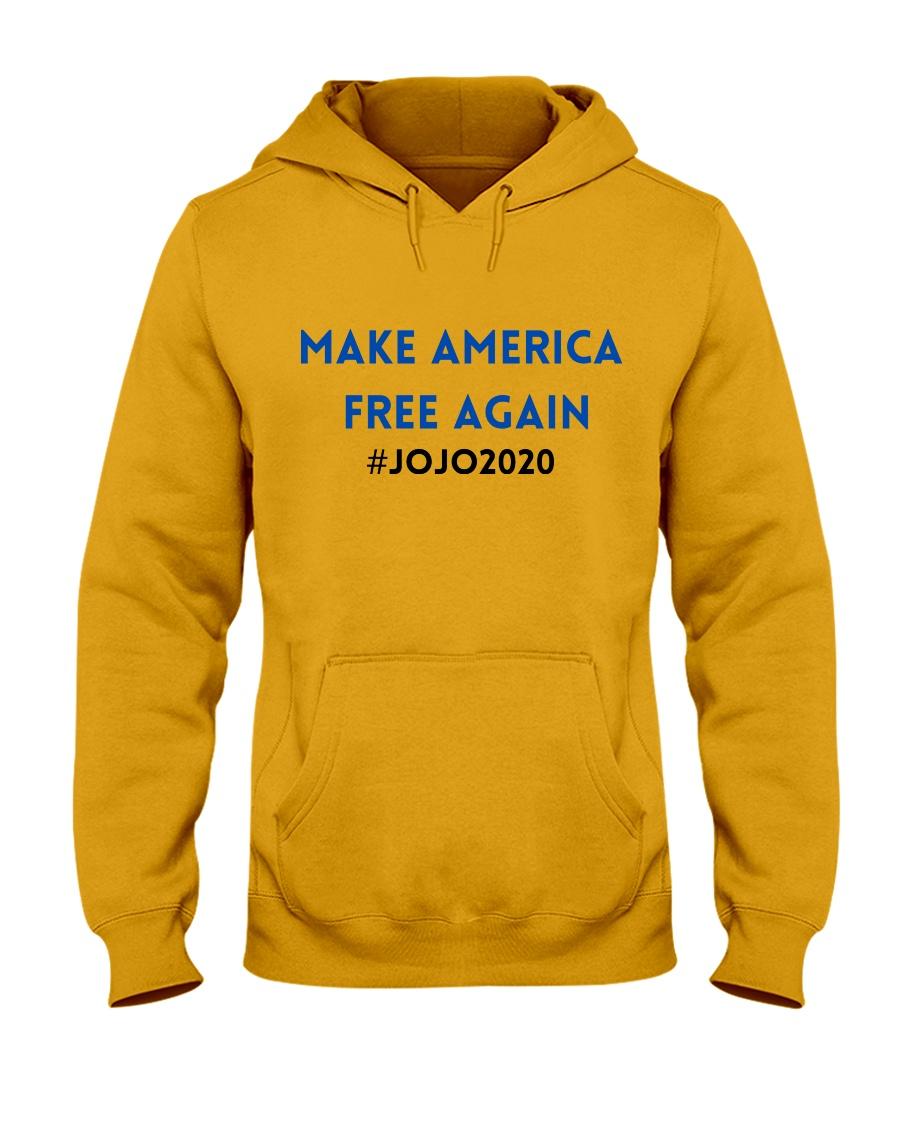 JOJO2020 Hooded Sweatshirt