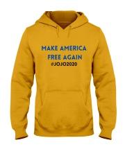 JOJO2020 Hooded Sweatshirt front