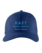 RAFT Embroidered Hat front