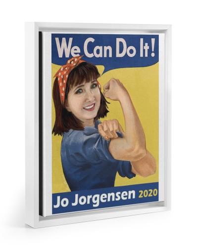 We Can Do It Jo Jorgensen2020