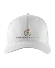 Palestinian Voices Cap For Our Beloved Supporters Embroidered Hat front
