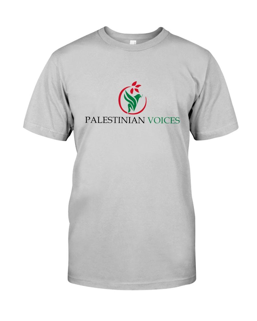 Palestinian Voices T-Shirt Classic T-Shirt