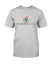 Palestinian Voices T-Shirt Classic T-Shirt front