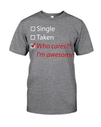 I'm awesome - AL