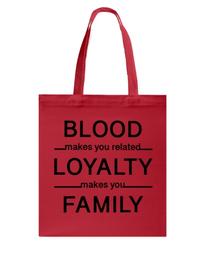 Blood loyalty family - AS
