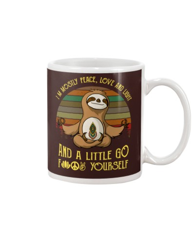 Sloth A Little Go