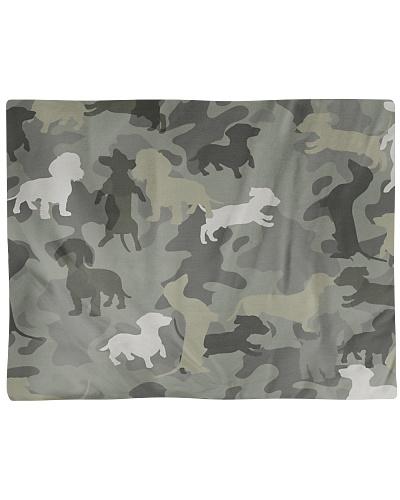 Dachshund Camouflage PM